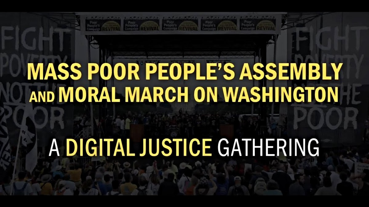 RISE digital gathering for justice