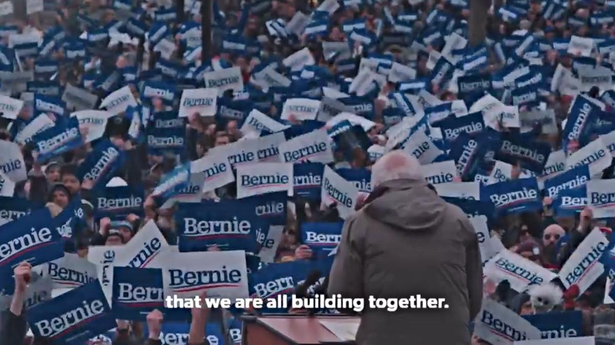 Bernie Sanders' last campaign ad