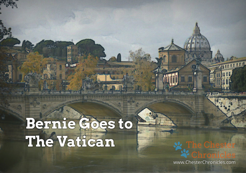 Bernie Goes to the Vatican