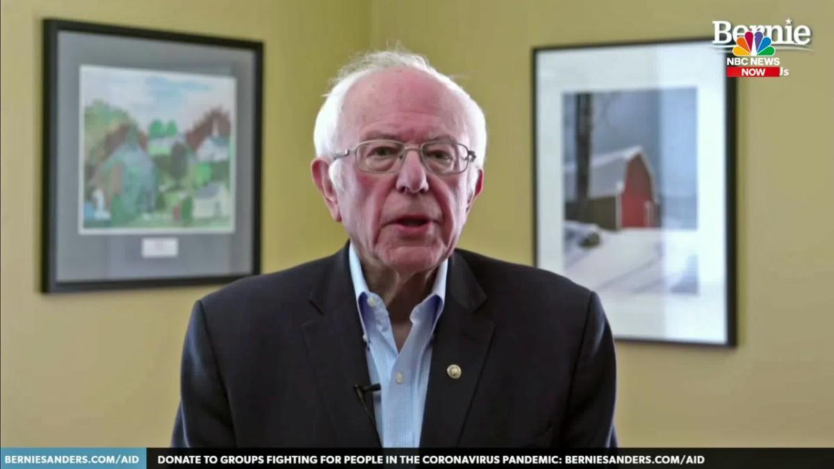 Bernie Sanders suspends his 2020 presidential campaign