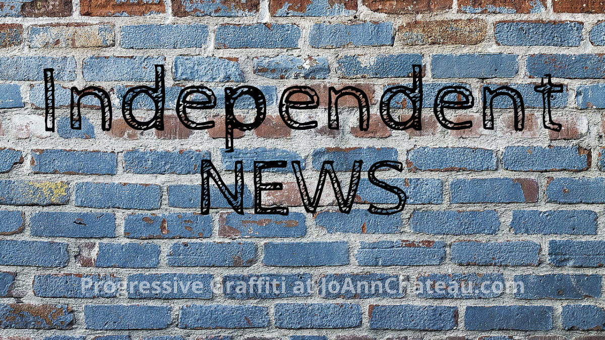 The writing on the wall: Independent NEWS