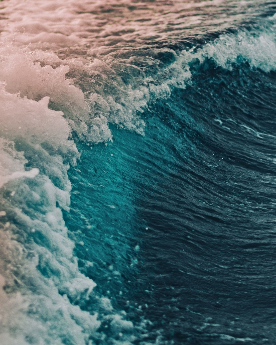 The Revolutionary Wave is mostly Blue, with some Green.